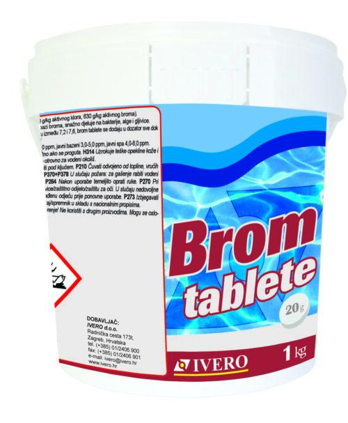 brom tablete za masažne bazene i bazene