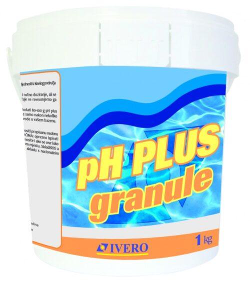 ph plus granule za bazene i masažne bazene